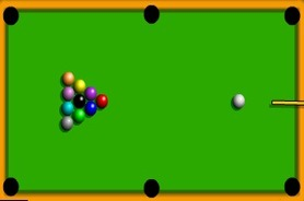 Simplistic-game-billiards