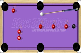 Billiards-gem-gyda-exposives-peli