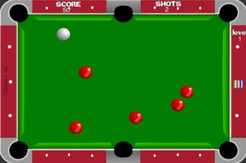 Billiards-flash