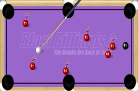 Billiards-game-with-bombs