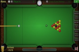 English-billiard-game