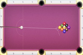 Luxury-billiards-game
