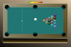 Online-game-billiards