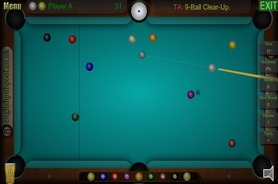 Pool-9-ball-game