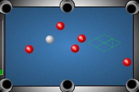 Quick-to-play-billiards