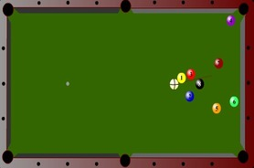 Simple-game-billiards