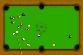 Play-free-billiard