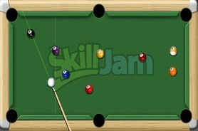 Billiards-na-speed-​​game
