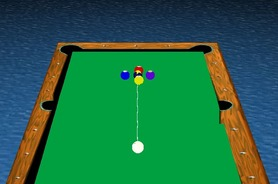 Liberum-billiards-venatus-in-3-d