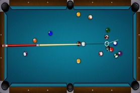 8-ball-pool-zaidima