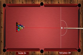 Billiard-play-alone