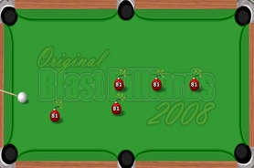 Biljardspill-original-blast-billiards-2008