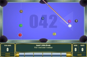 Snooker-spel
