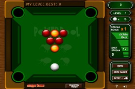Mini-pool-game