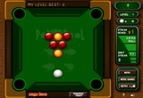 Mini-pool-spel