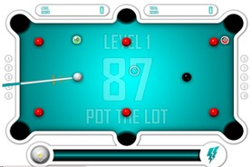 Futuristic-billiards-spel