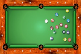 Land-billiards-spel